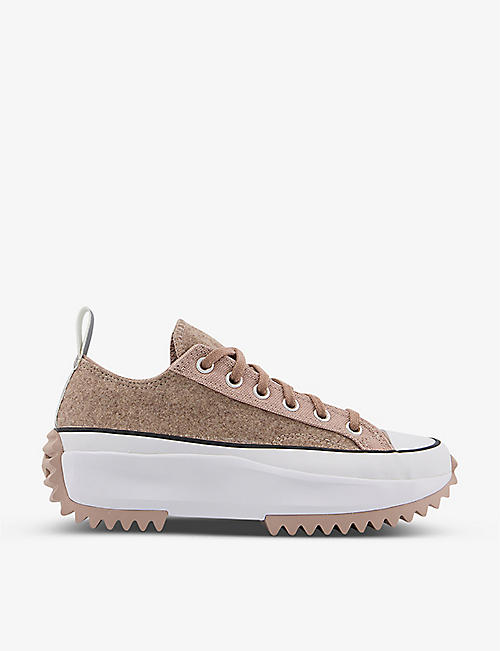 CONVERSE: Runstar Hike felt low-top trainers