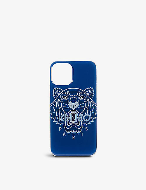 KENZO: Tiger-print iPhone 11 Pro case
