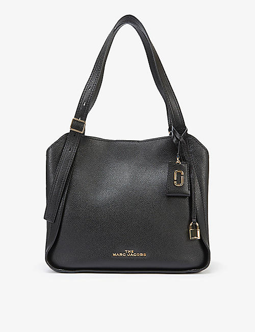 MARC JACOBS: The Director branded leather tote bag