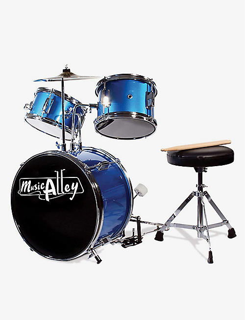 MUSIC: Kids 3-piece drum kit