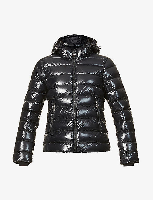 PYRENEX: Spoutnic padded shell-down jacket