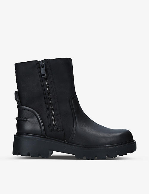 UGG: Polk leather ankle boots