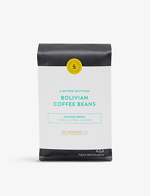 SELFRIDGES SELECTION: Bolivian whole-bean coffee 250g