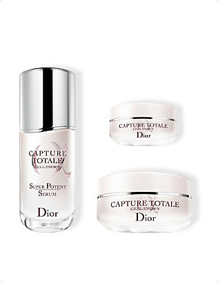 DIOR: Capture Totale Ritual gift set
