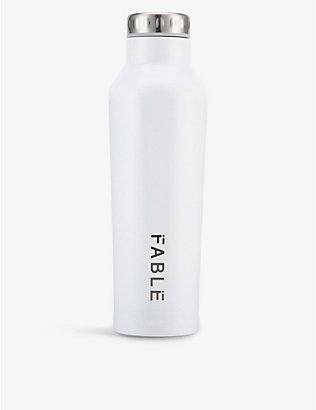 FABLE YOGA: Keep Hot / Cold stainless steel drinks bottle 500ml