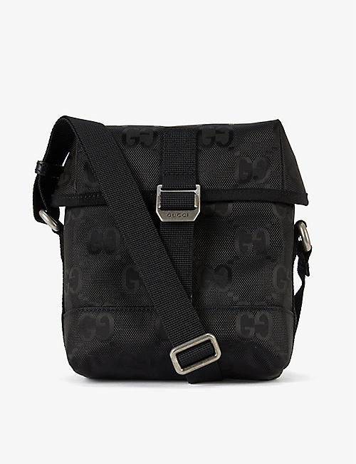 GUCCI: Off The Grid shell messenger bag