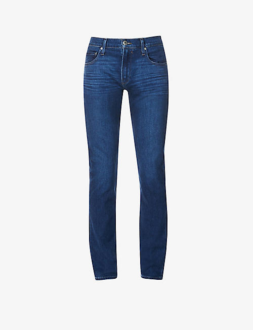 PAIGE: Federal slim-fit skinny jeans