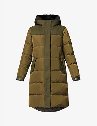 MACKAGE: Luisa padded shell-down jacket