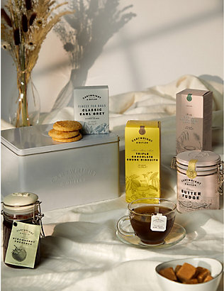 SELFRIDGES SELECTION: Cartwright Butler Tea Biscuits Hampr::