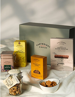 SELFRIDGES SELECTION: Cartwright Butler Sweet Treats Hmper::