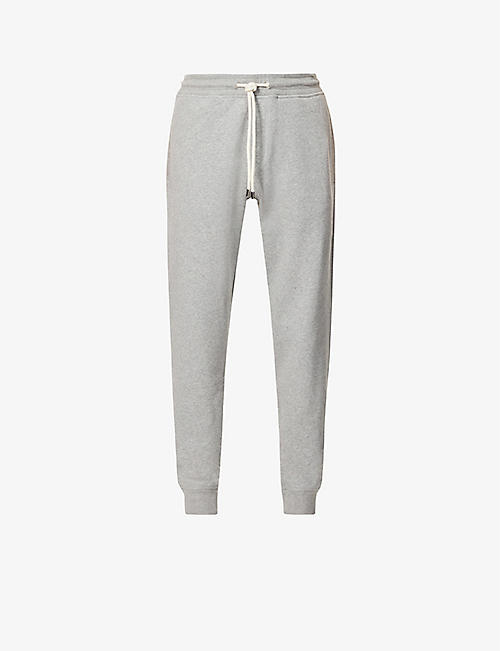 ORLEBAR BROWN: Beagi classic-fit cotton-jersey jogging bottoms