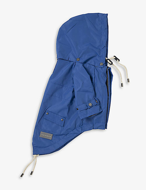 MAXBONE: Talon water-repellent dog raincoat small