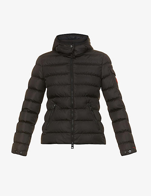 MONCLER: Teremba recycled shell-down jacket