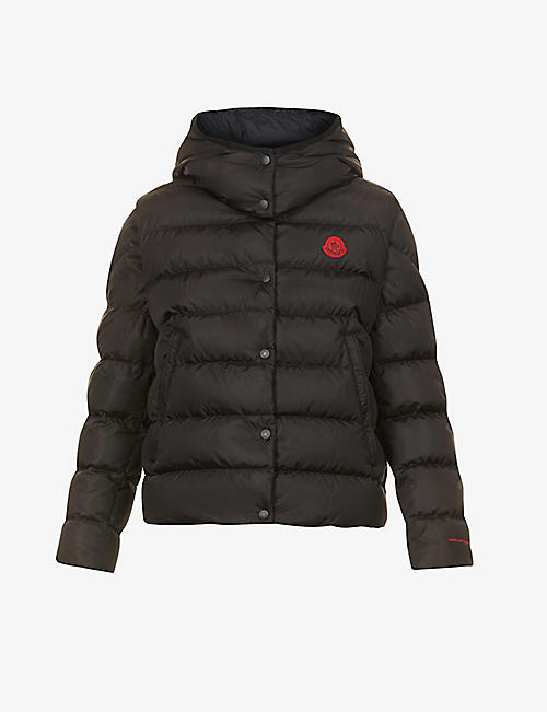 MONCLER: Gatope padded recycled polyester jacket