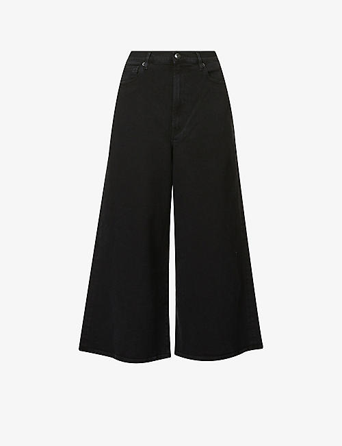 3X1: Frida relaxed-fit high-rise jeans