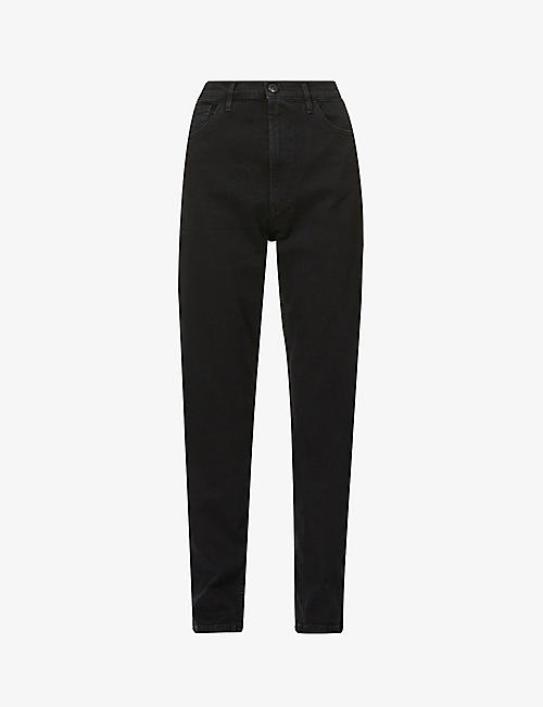 3X1: Kirk relaxed-fit high-rise jeans