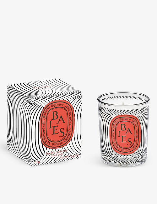DIPTYQUE :Graphic Collection Limited Edition Baies香薰蜡烛70克