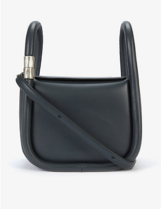 BOYY: Wonton 20 leather cross-body bag