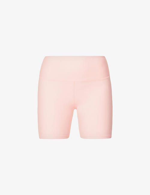 LORNA JANE: Cool Touch high-rise stretch-woven cycling shorts