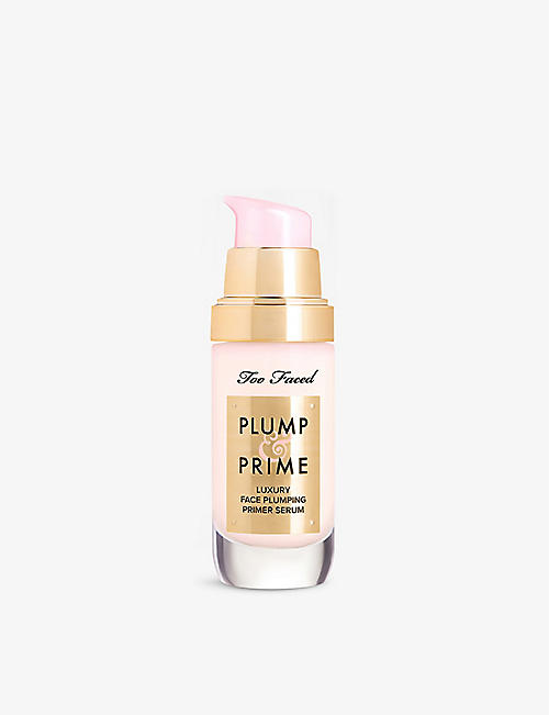 TOO FACED: Plump & Prime Luxury face plumping primer serum 30ml