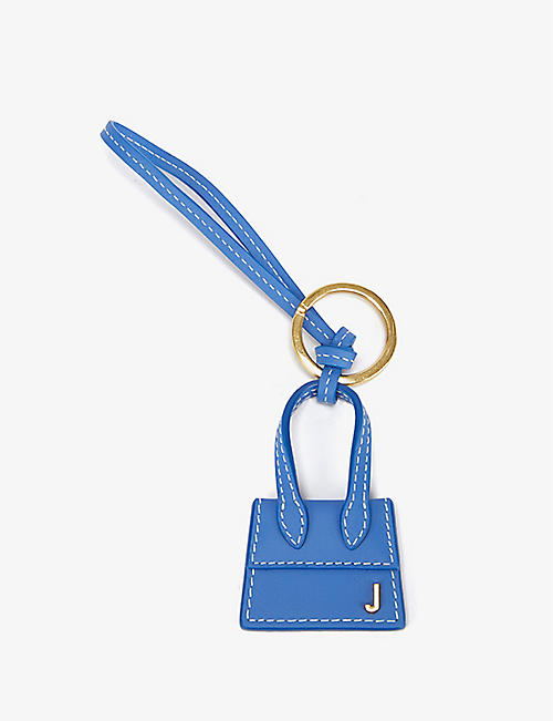 JACQUEMUS: Le Chiquito leather keyring