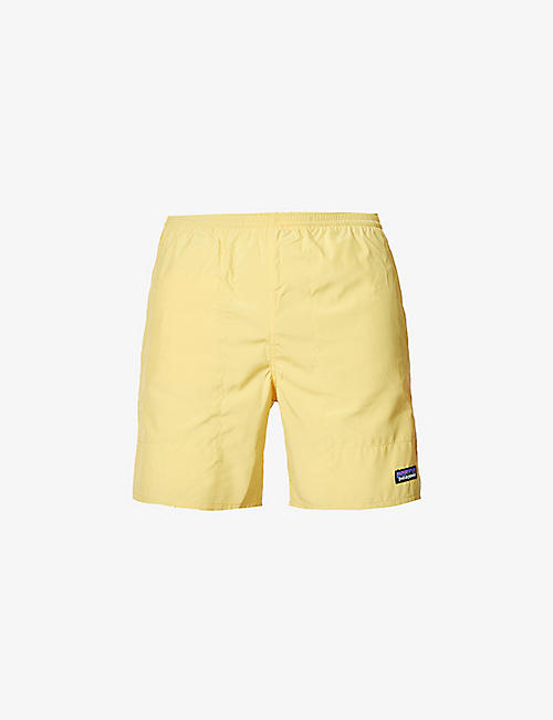 PATAGONIA: Baggies Lights brand-patch recycled-polyester shorts