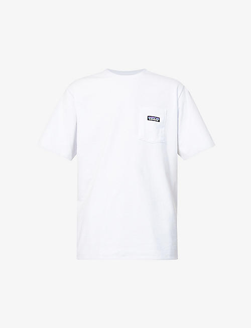 PATAGONIA: Responsibili-Tee recycled-cotton- and recycled-polyester-blend T-shirt