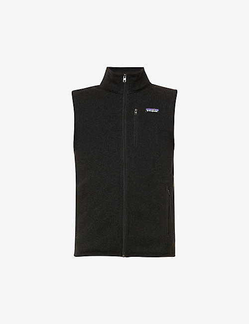 PATAGONIA: Better Sweater recycled-polyester sweater vest