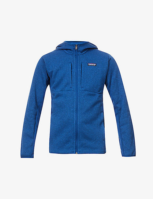 PATAGONIA: Better Sweater recycled-polyester hoody