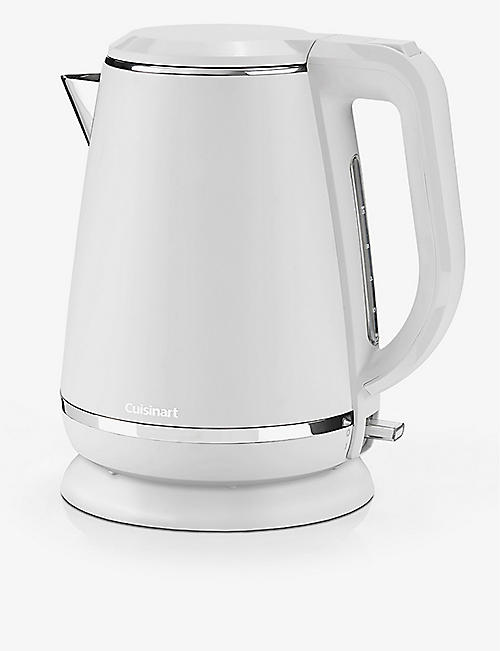 CUISINART: Stainless steel and plastic kettle 1.5l