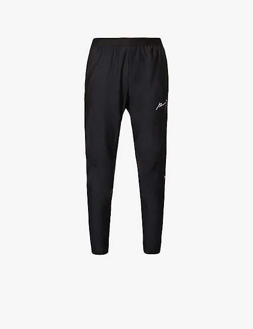 PREVU: Gym Tech relaxed-fit stretch-jersey trousers