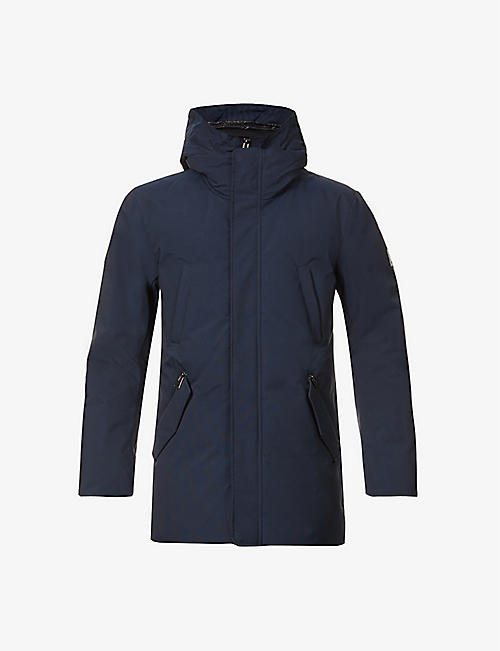 MACKAGE: Edward hooded classic-fit shell-down parka jacket