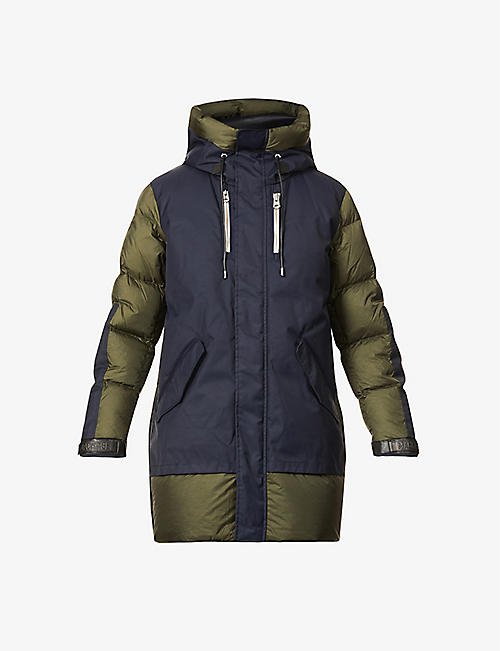 MACKAGE: Simon loose-fit shell-down puffer jacket