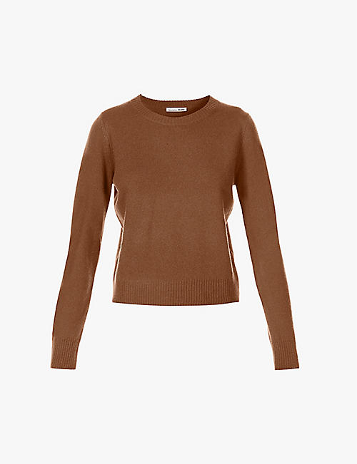 REFORMATION: Regular-fit cashmere jumper
