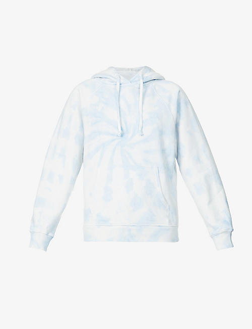 REFORMATION: Tanner tie-dye organic-cotton hoody