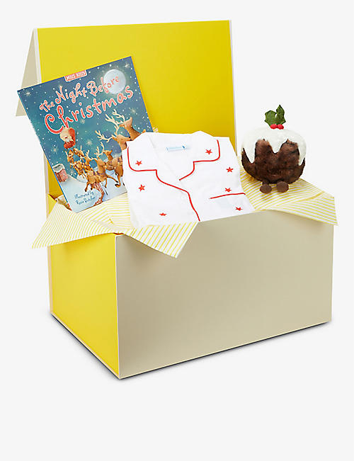 SELFRIDGES: Berry Christmas hamper gift set