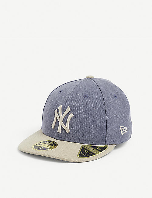 DANIEL ARSHAM: Daniel Arsham x New Era</b> 59FIFTY cotton baseball cap