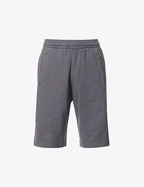 ACNE STUDIOS: Frenemi relaxed-fit cotton-jersey shorts