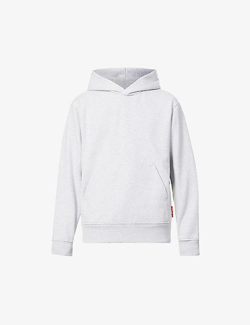 ACNE STUDIOS: Forres oversized cotton-blend hoody
