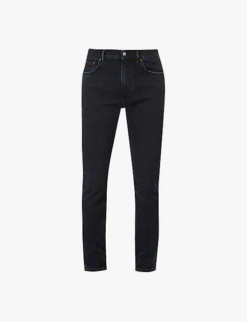ACNE STUDIOS: North slim mid-rise jeans