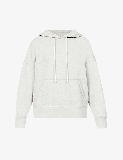 RE/DONE: Classic cotton-jersey hoody