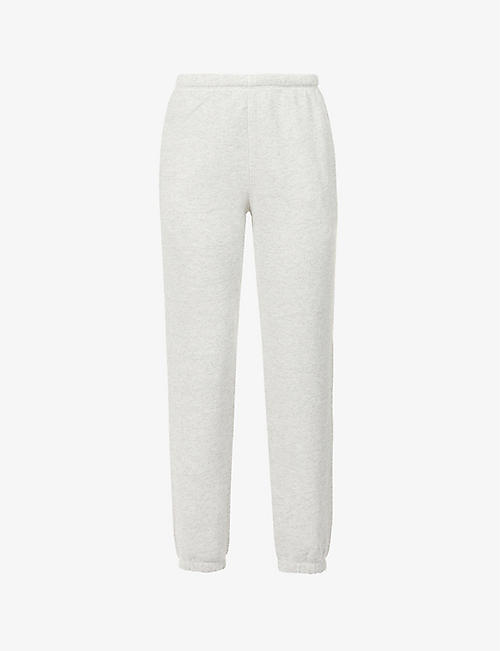 RE/DONE: 80s classic cotton-jersey jogging bottoms
