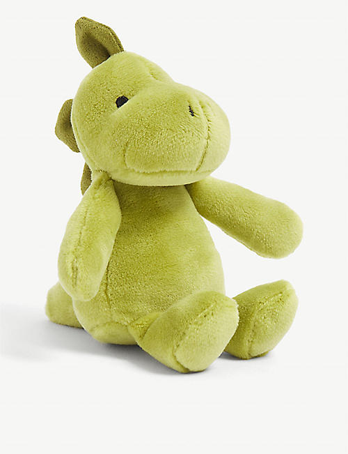JELLYCAT: My Friend Dino rattle soft toy 10cm