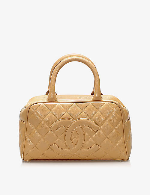 RESELLFRIDGES: Pre-loved Chanel quilted leather shoulder bag