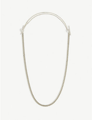 SINUM: Safe silver necklace