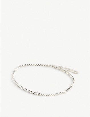 SINUM: Second Chance silver bracelet