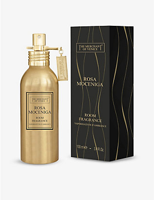 THE MERCHANT OF VENICE: Rosa Moceniga Home Spray 100ml