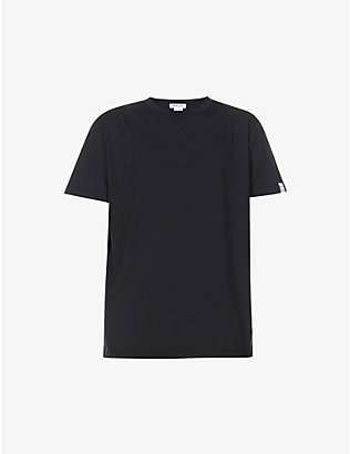 REPLAY: Organic-cotton T-shirt
