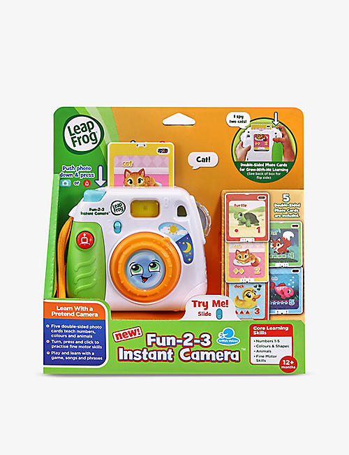 LEAP FROG: Fun-2-3 Instant Camera