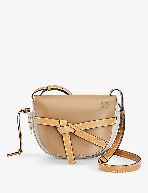 LOEWE: Gate small leather cross-body bag